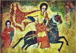 A representation of Queen Gudit