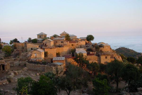 Debre Bizen in Eritrea Photo: Around the world
