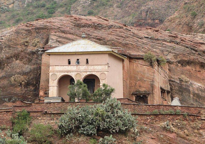Abreha and Atsbeha Church, Ethiopia. WIKI CC