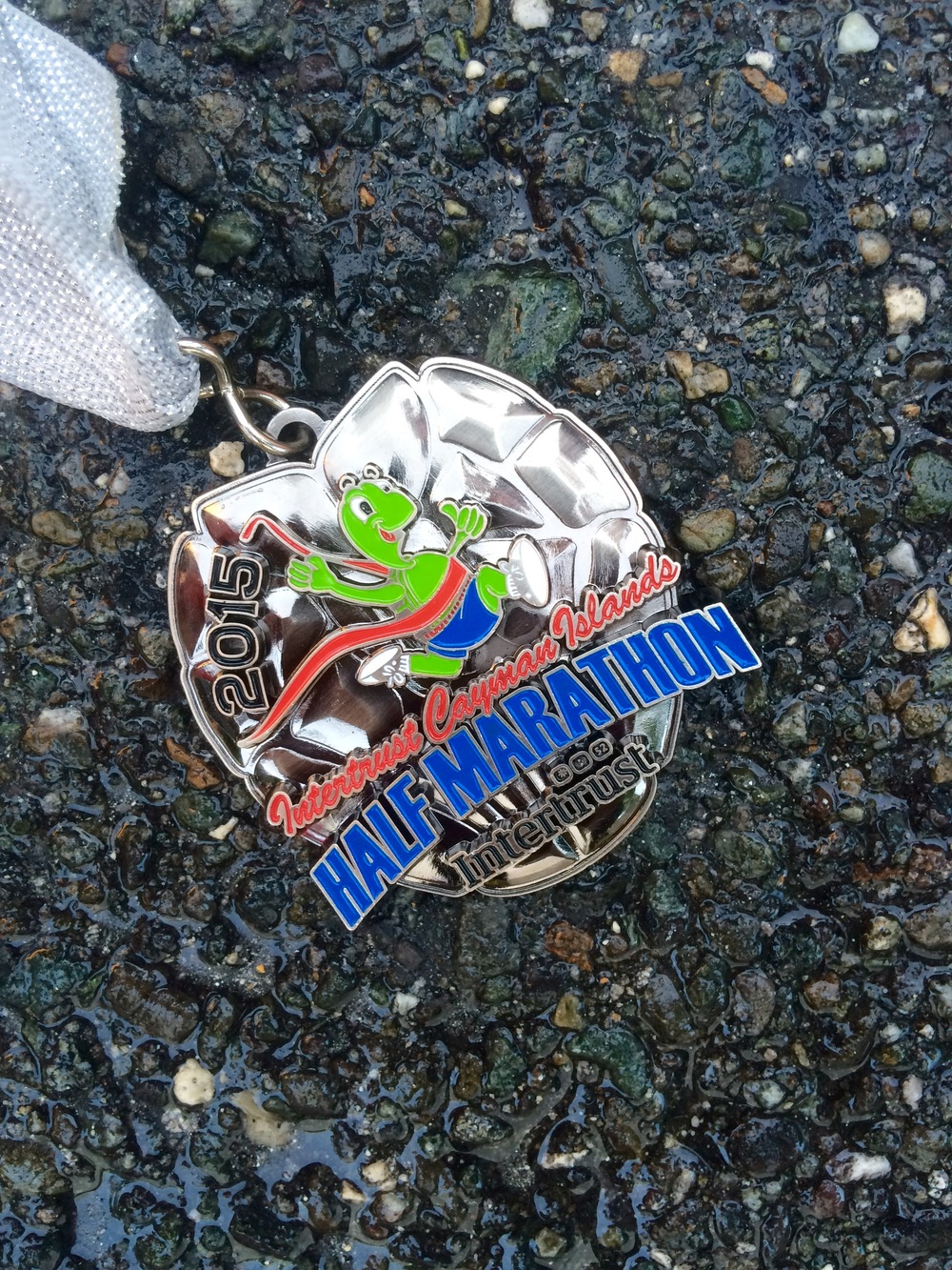 Cayman Islands Half Marathon