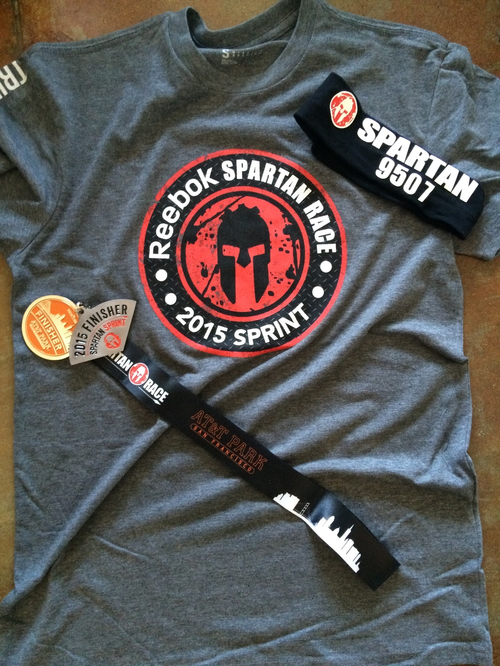 Spartan Race 5K - SF