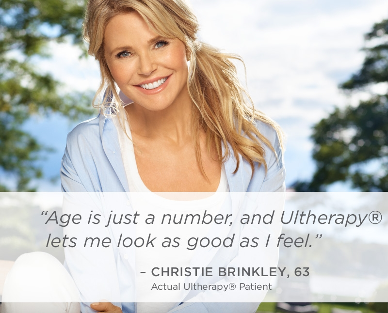 ultherapy-christine-brinkley-skin-perfection-med-spa-denver