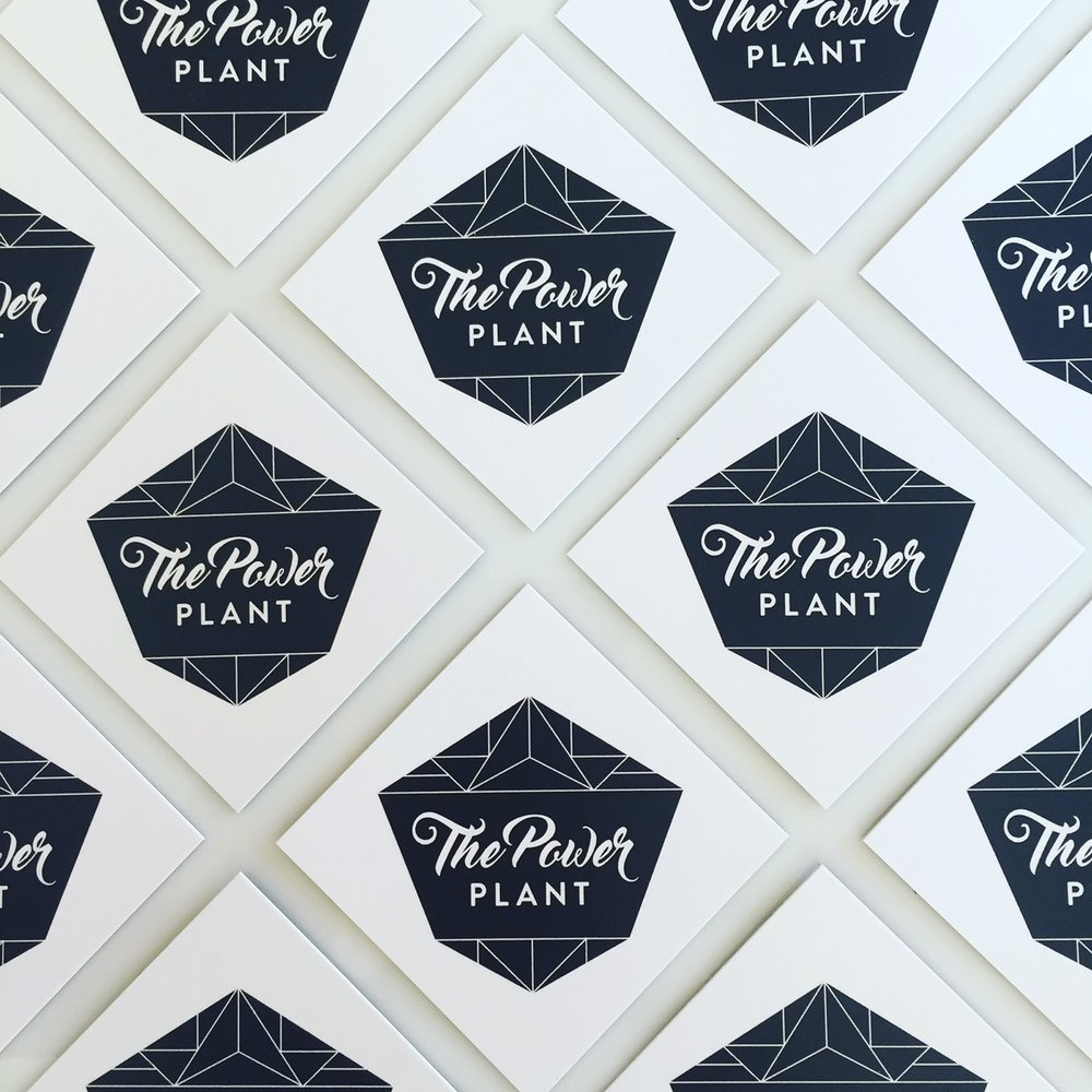 The Power Plant | Restaurant Concept + Brand Identity + R&D