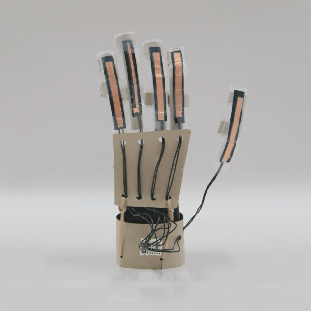 Sensorized Glove Design