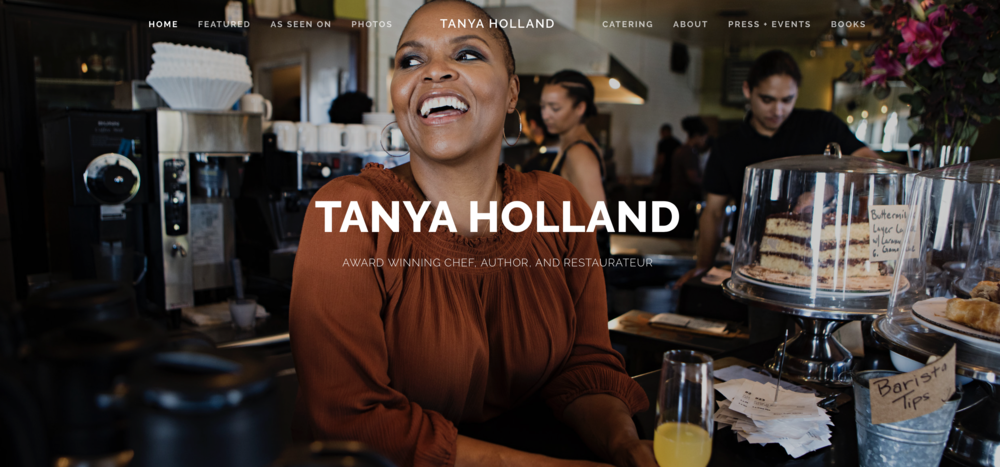 Tanya Holland | Digital Marketing | Web Design