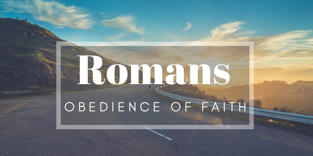 "The book of Romans is the most systematic articulation of the Gospel that Paul (or any of the Apostles) delivered to the Church. In this one letter we have doctrines concerning how we are saved and made holy before God. What it looks like for the Spirit of God to be at work in us throughout our life. We have explanations of Christian Living and how we are to interact with others inside and outside our faith communities. And to what end are these things pursued? Paul bookends his letter with his answer: ""to bring about the obedience of faith"" (Rom. 1:5 and 16:26). Join us as we spend the next several months working through the book of Romans, considering the various aspects of our faith in practice, in order that the Holy Spirit would bring about the obedience of faith in our lives as well."