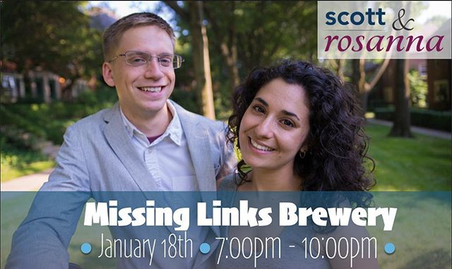 @missinglinksbrewery is a new spot for us! Come check it out!! #thisfriday