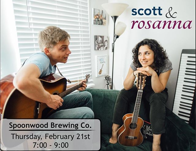 It's been a while, @spoonwoodbrewing , we're excited to be back tonight!