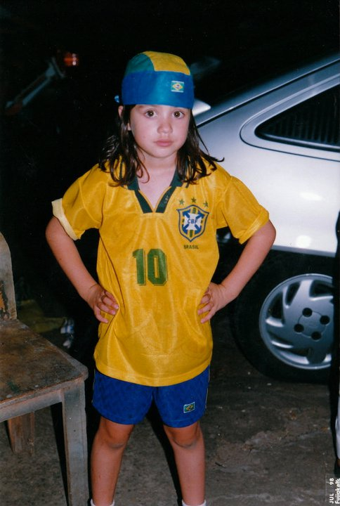 World Cup '98 - a tough day.