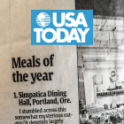 Meal of the Year USA Today