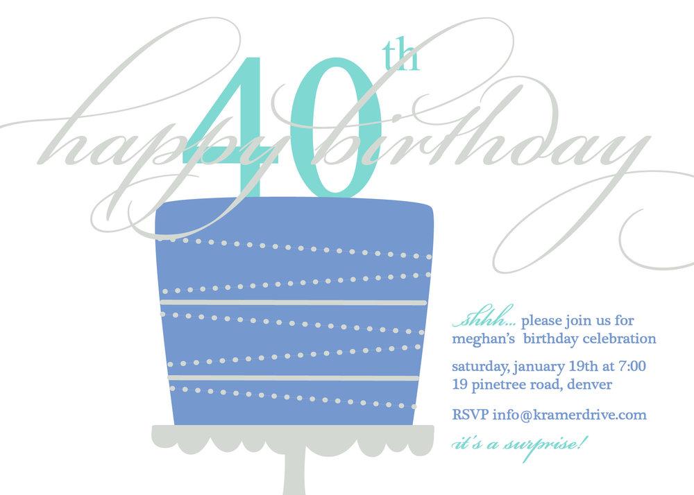 KD3034IN Sparkle Cake