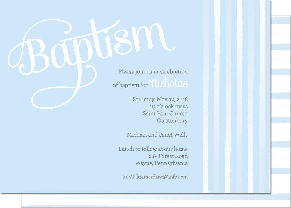 KD9012BIN-PB Script Baptism