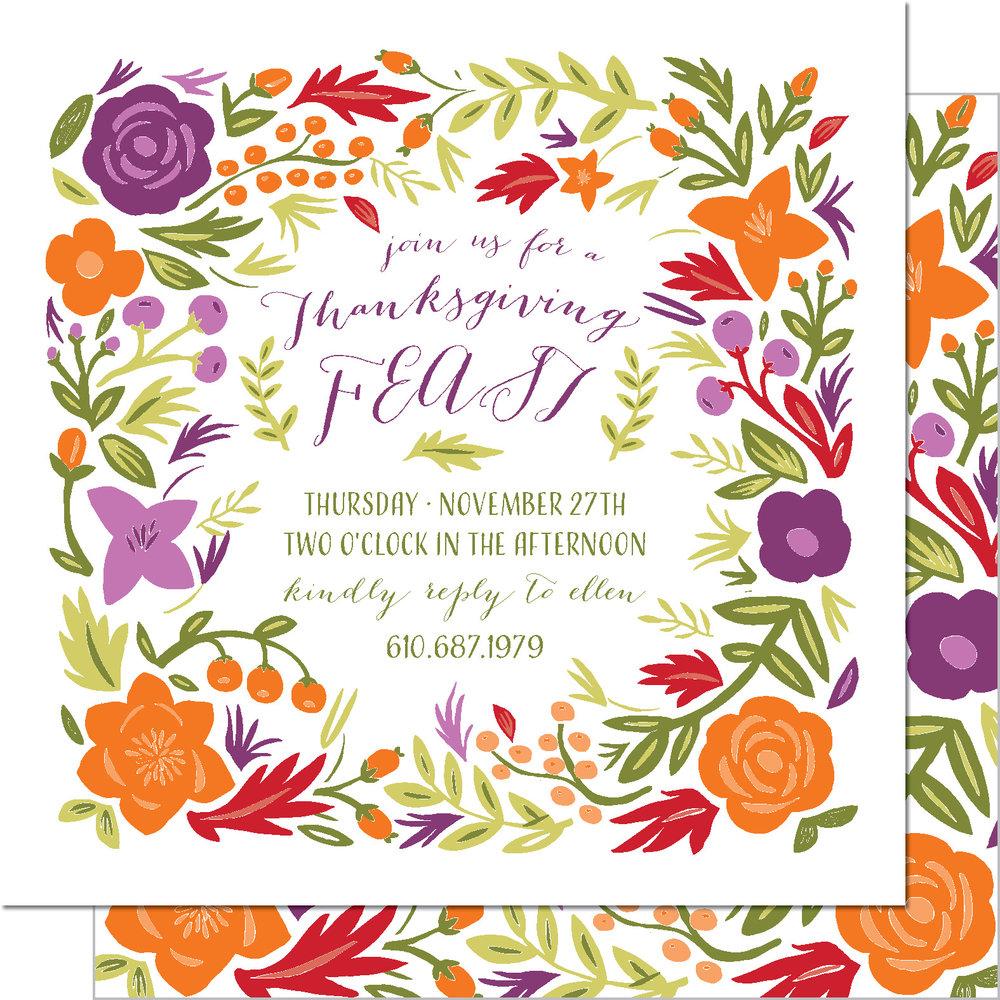 KD9106IN-PB Thanksgiving Wreath