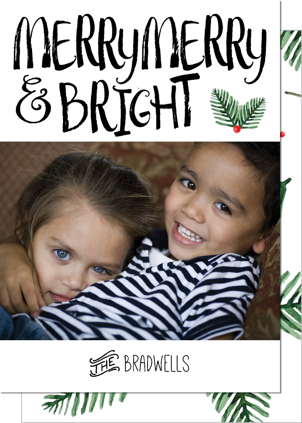 KD5171IN-PB Merry and Bright