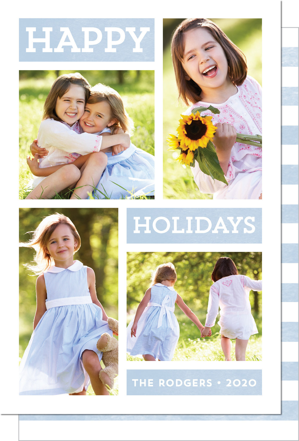 KD5192INL-PB Multi Photo Holidays