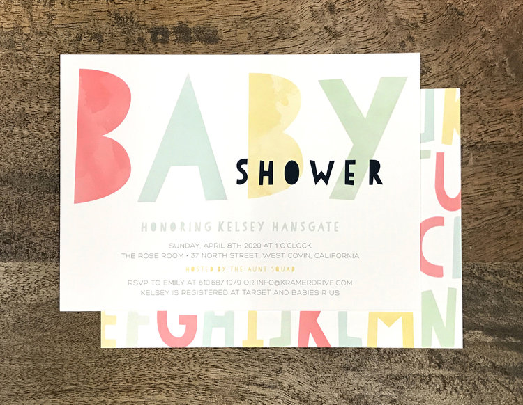 Baby v2 kramer drive after the popularity of our original baby album we created an updated version in 2017 kramer drive baby vol 2 includes baby shower invitations filmwisefo