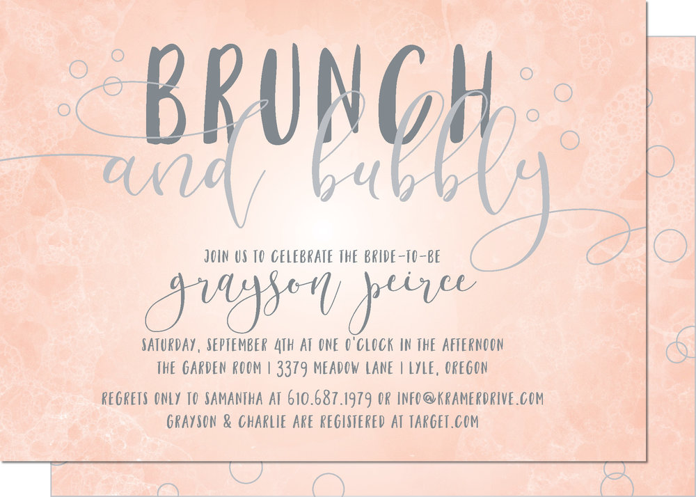 KD2163IN-PB Brunch & Bubbly