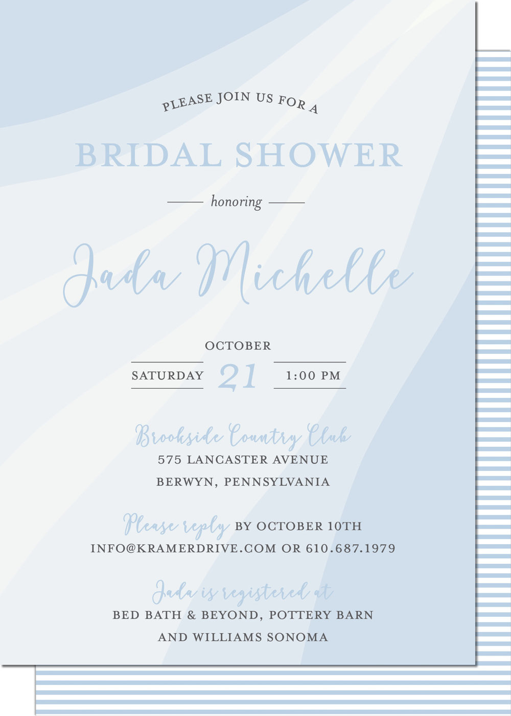 KD2179IN-PB Bridal Veil