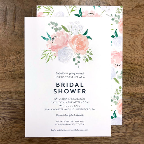 kramer drive pre wedding vol 2 includes engagement party invitations save the dates bridal shower invitations and rehearsal