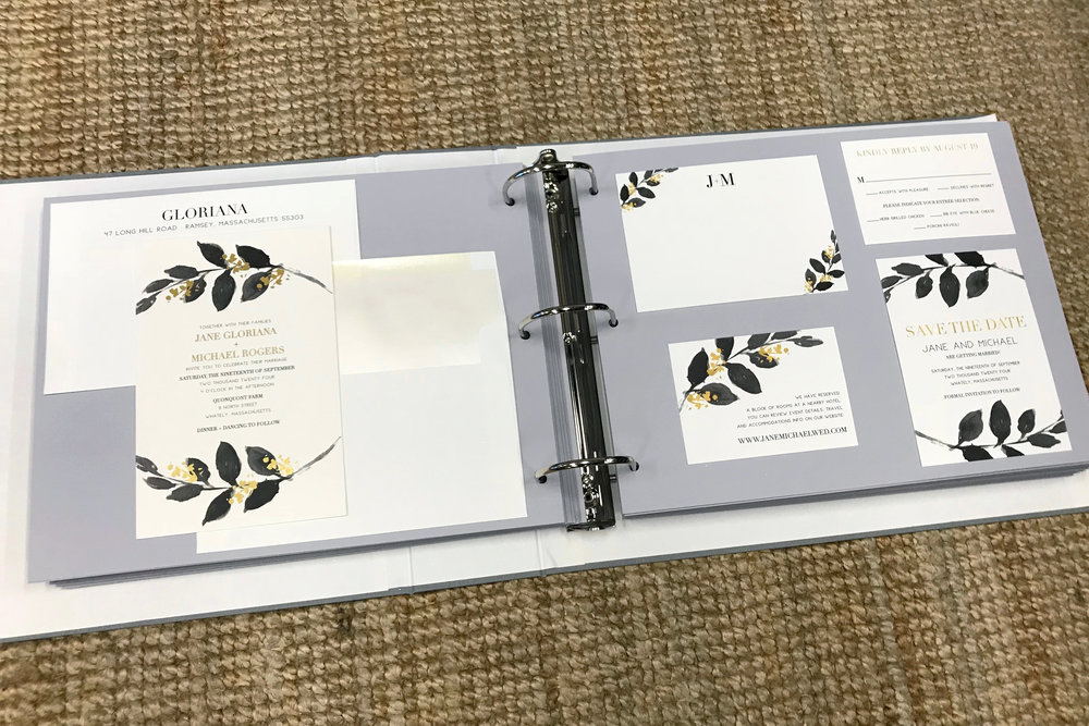 Signature Wedding Album Suite