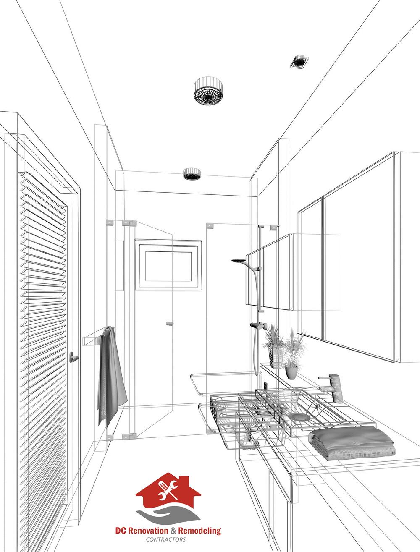 Bathroom Renovation. Bathroom Renovation   DC Design and Renovation