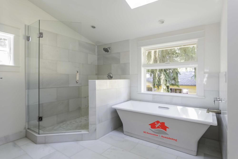 bathroom. Bathroom Renovation   DC Design and Renovation