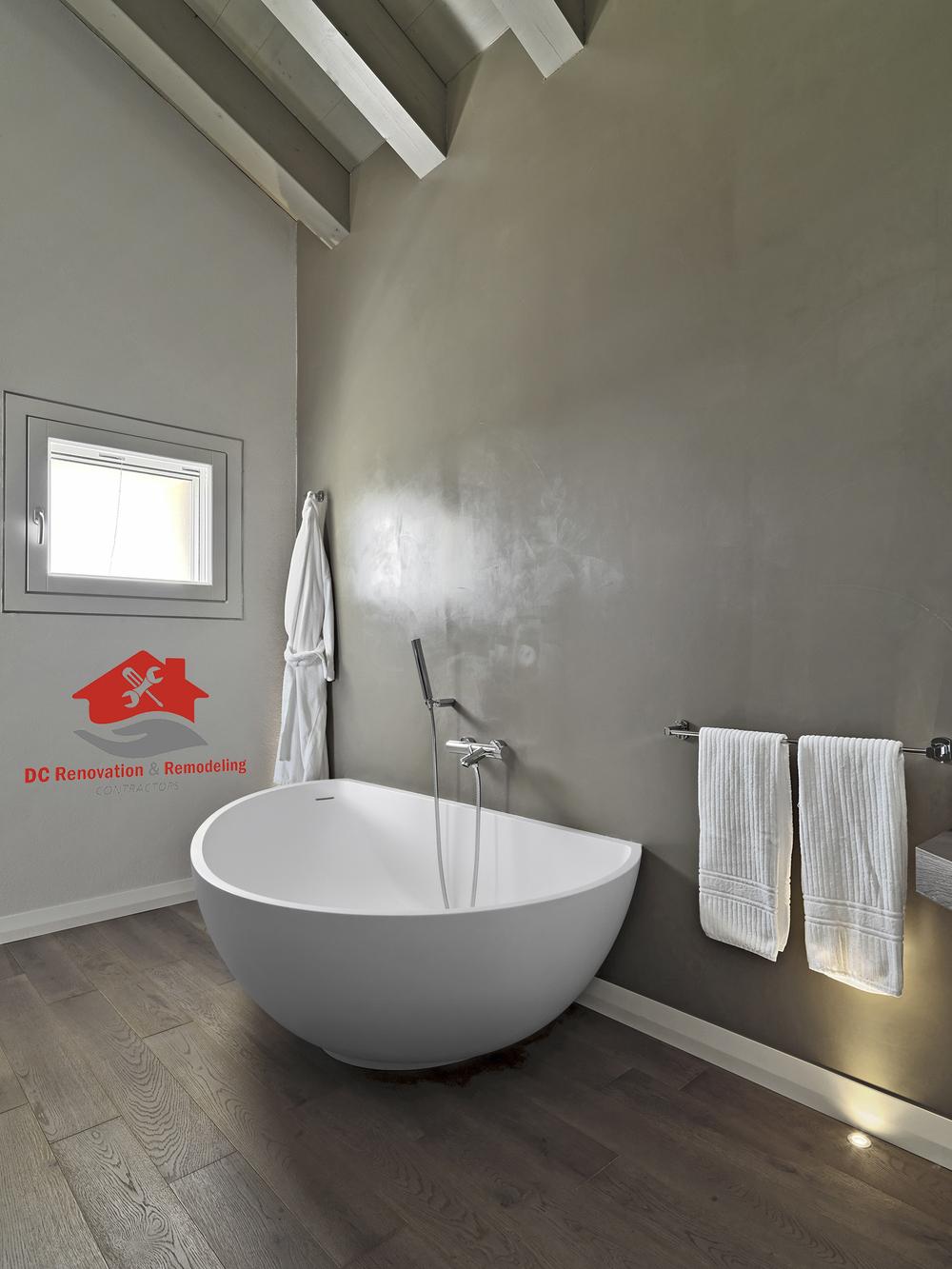 bathroom renovation cost. Bathroom Renovation   DC Design and Renovation