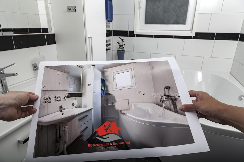 bathroom renovations. Bathroom Renovation   DC Design and Renovation