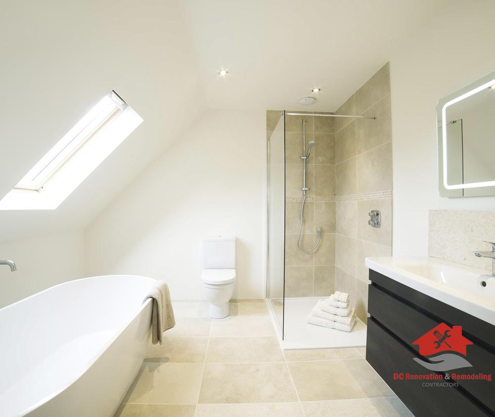 small bathroom remodel. Bathroom Remodeling   DC Design and Renovation