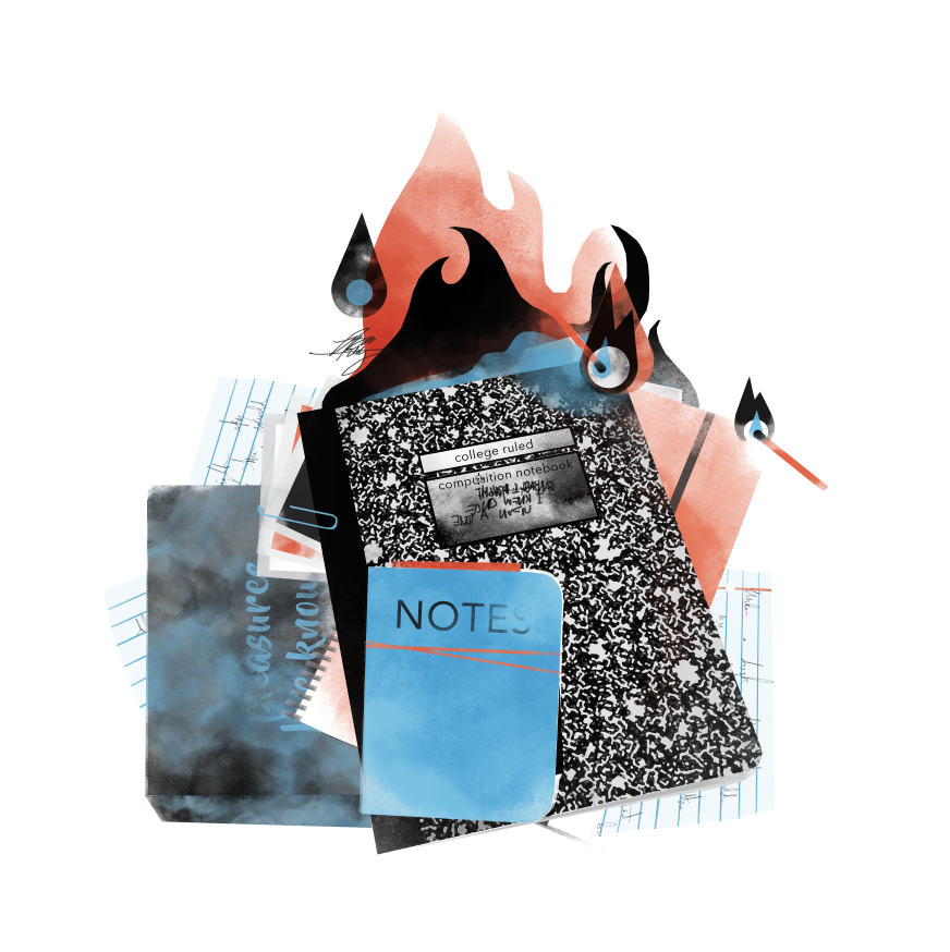 Set Fire To Journals.png