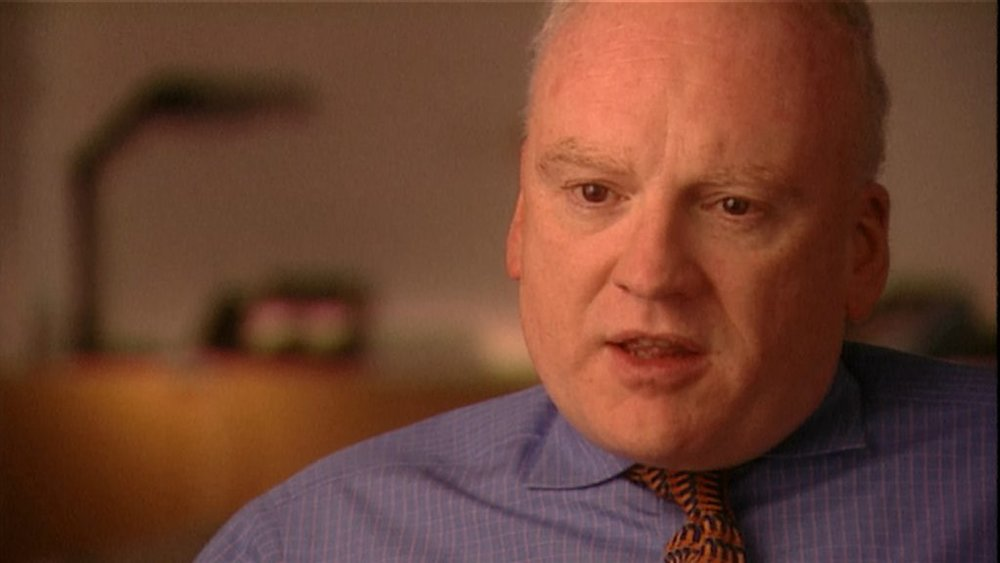 """Richard Clarke, interviewed in 2002 by a """"Frontline"""" crew for the documentary """"The Man Who Knew."""""""