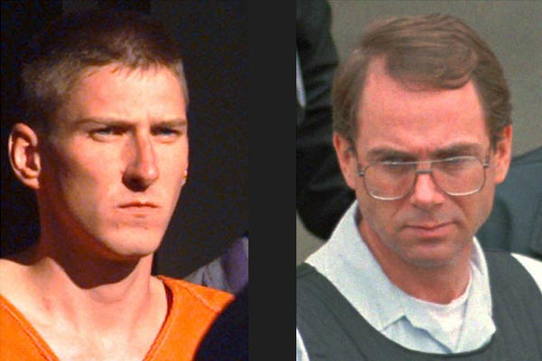 Timothy McVeigh (left) and Terry Nichols were convicted for their roles in the 1995 Oklahoma City bombings. McVeigh was executed three months before 9/11. Nichols is serving multiple life terms in a federal prison.