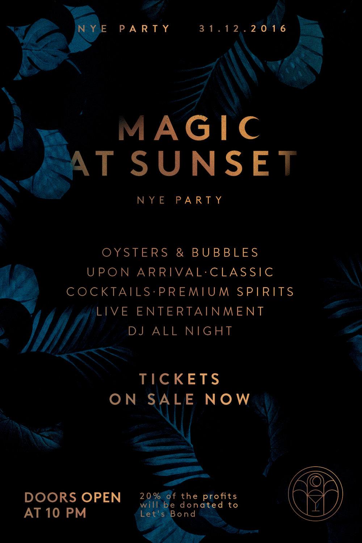 magic at sunset-letsbond-nye-montreal nye-lifestyle-beauties