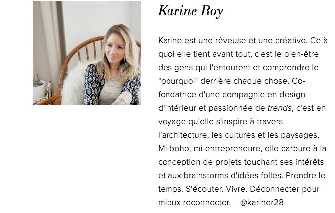 karine roy-beauties