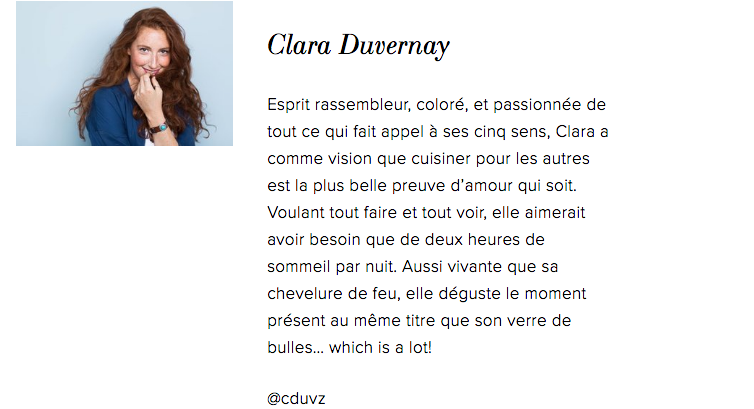 clara duvernay-chasse galerie