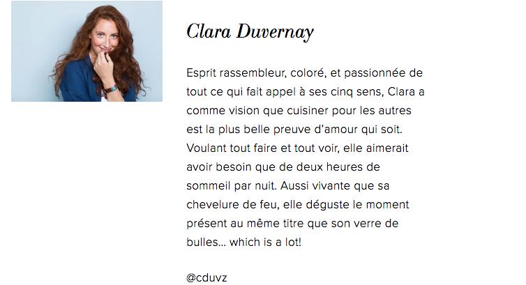 clara duvernay-chasse galerie