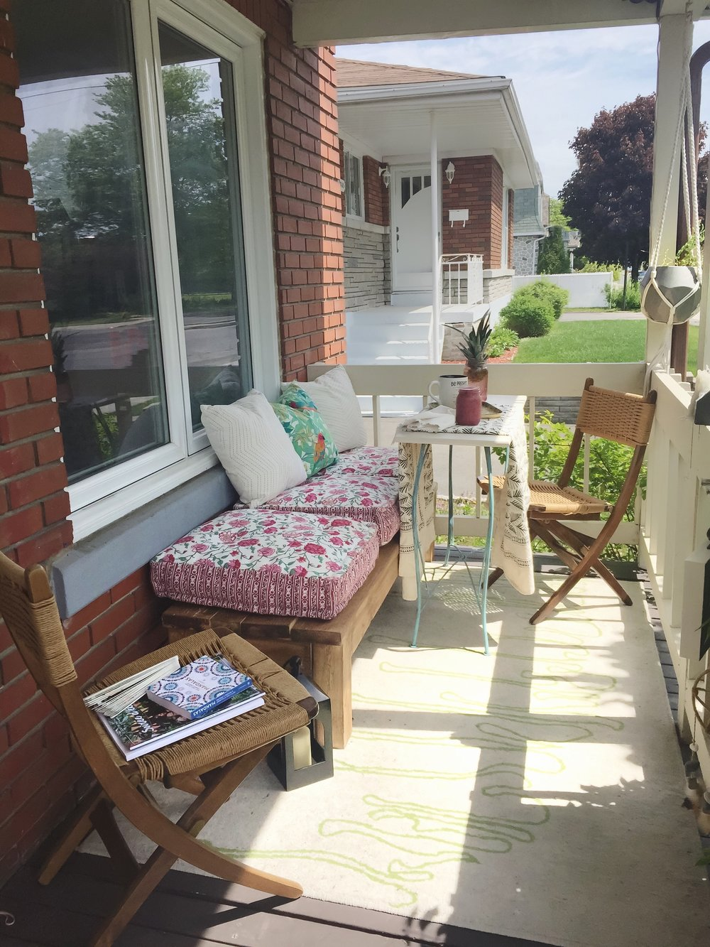Aménager Terrasse, Aménager Balcon, Diy, Aménagement Petit Balcon, Aménagement  Balcon Terrasse