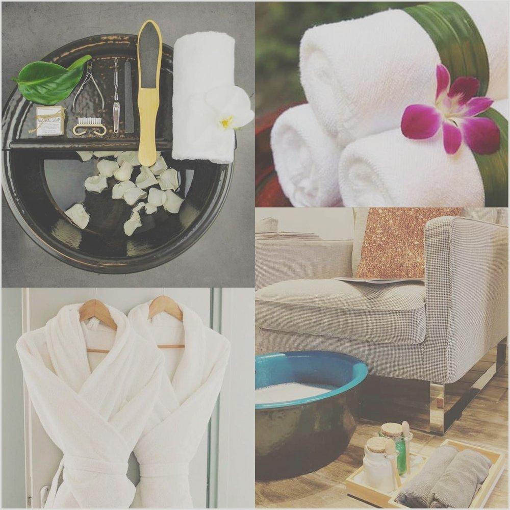 spa à la maison, aromathérapie, zen, pinterest spa