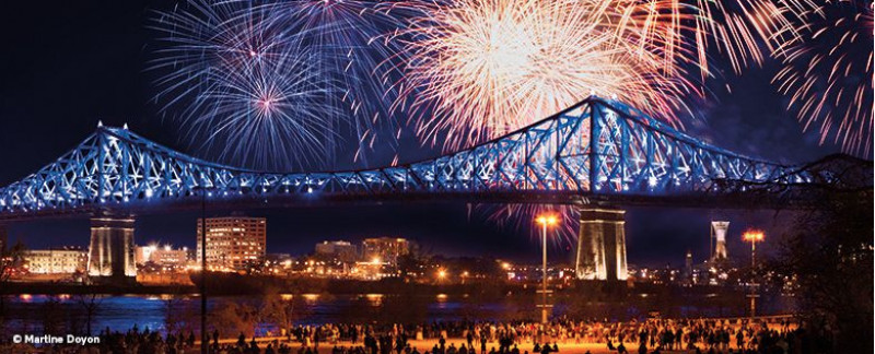 375 montreal, grand decompte, feux artifice montreal, new years montreal, nouvel an montreal