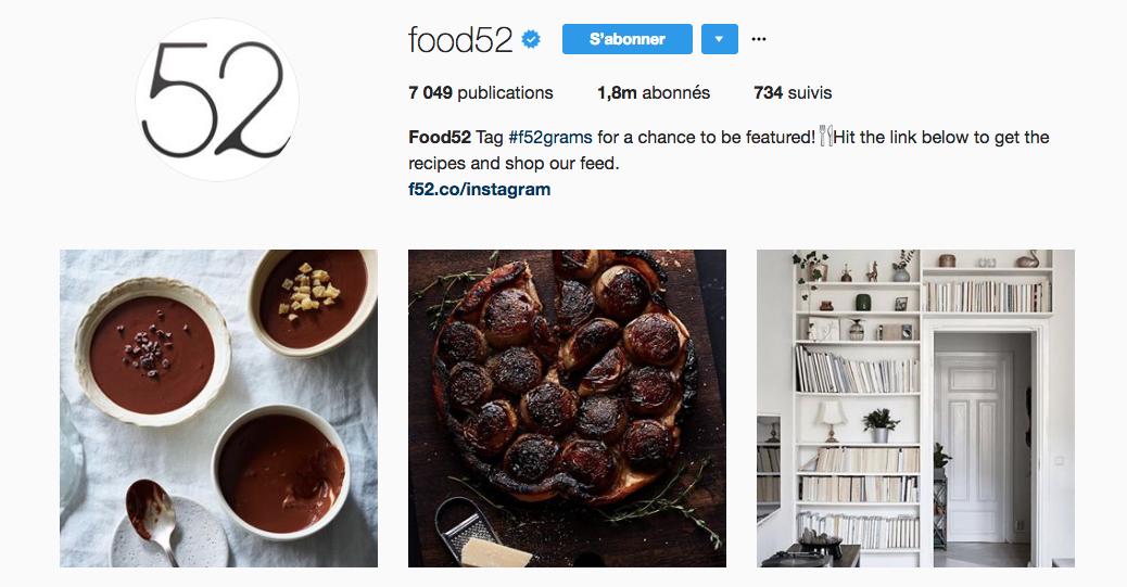 food52, food photography