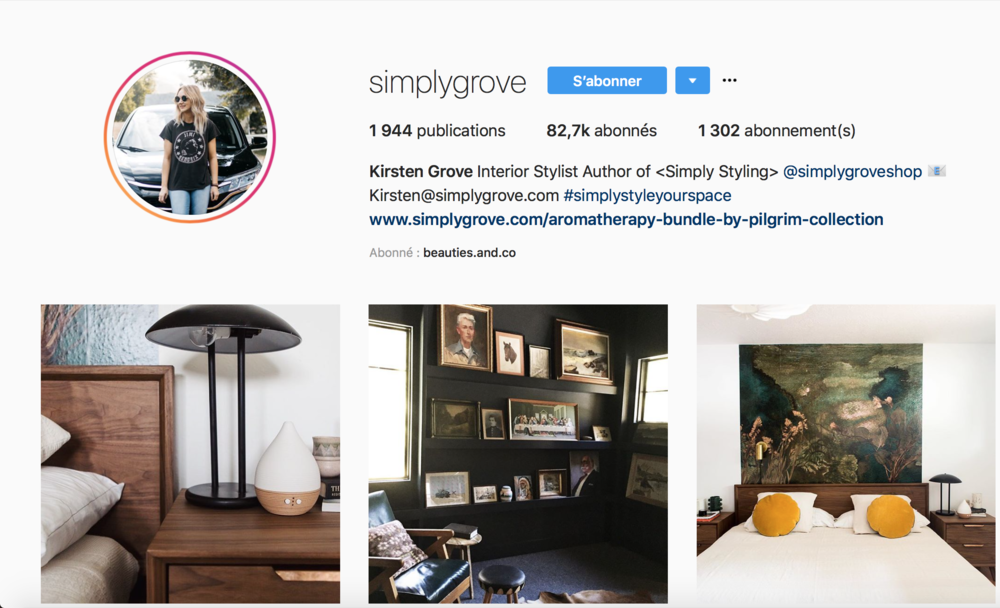 Best Home Decor Instagram Accounts Element De