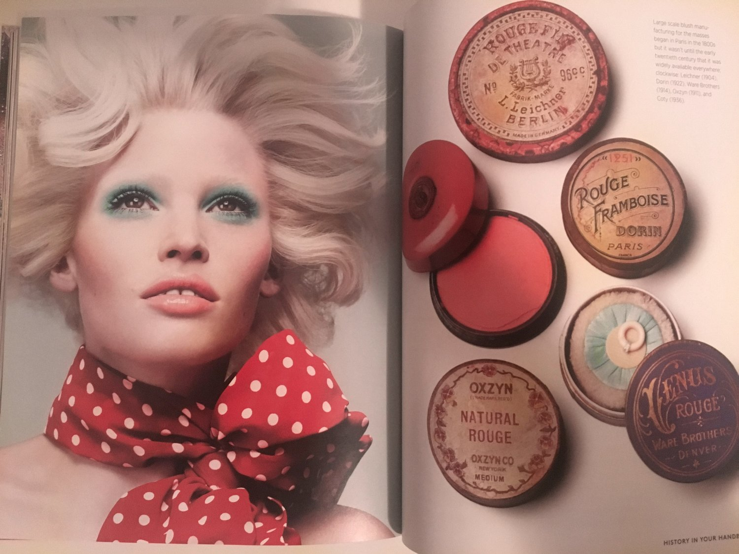 makeup , cosmetics , beauty , book , beauty book , review , beauty industry