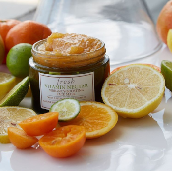 Fresh Vitamin Nectar Face Mask $62  www.fresh.com