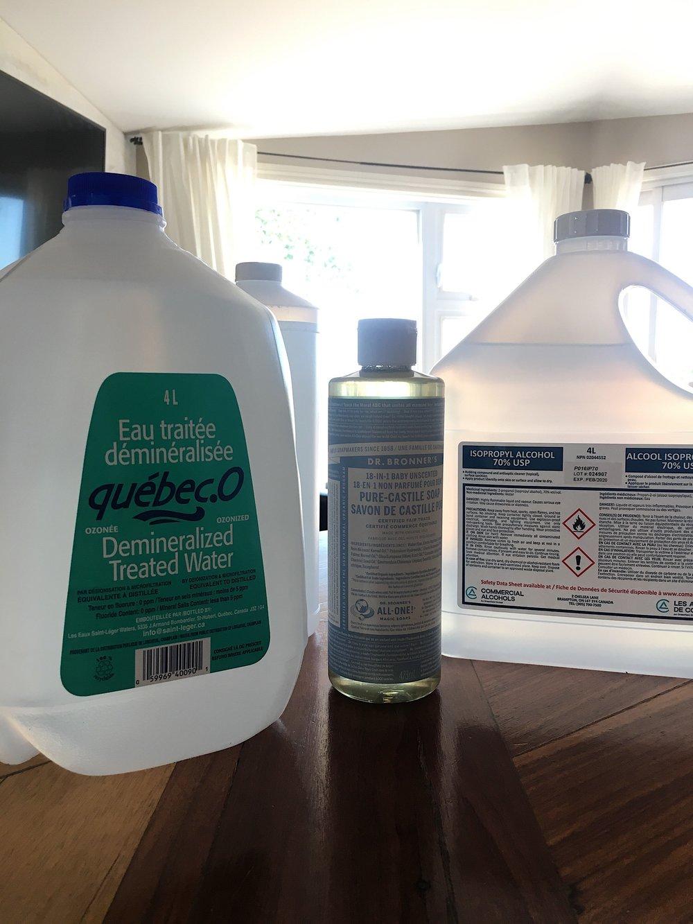 entretien ménager, produit entretien ménager, entretien écolo, produit menager bio, recettes produits entretien