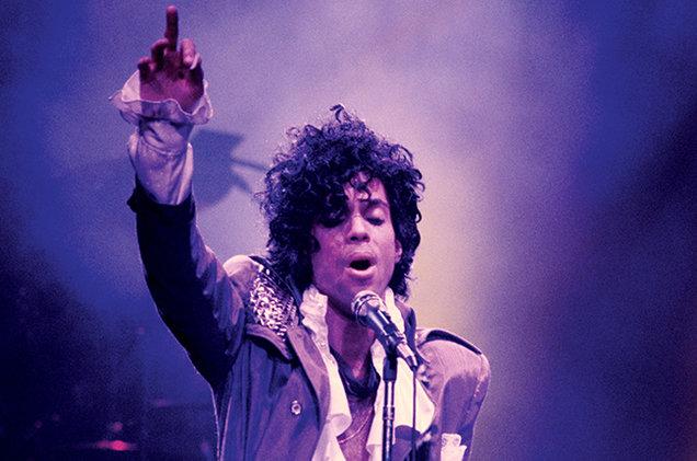 Crédit photo: Purple Rain, Warner Brothers.