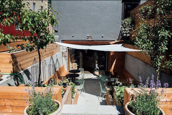elena, terrace montreal, best terrace in montreal, meilleure terrasse montréal, cocktail hour montreal, italian restaurant montreal