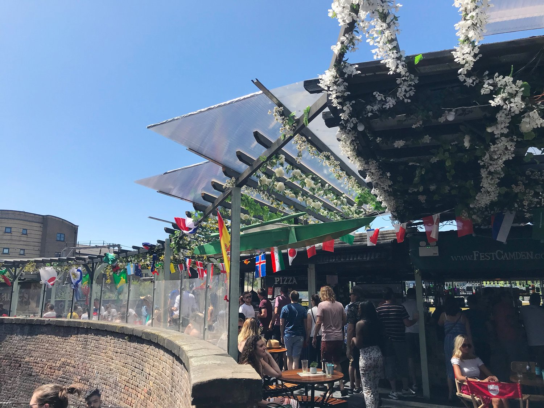 Camden Market -Photo credit: Lucía Ortega