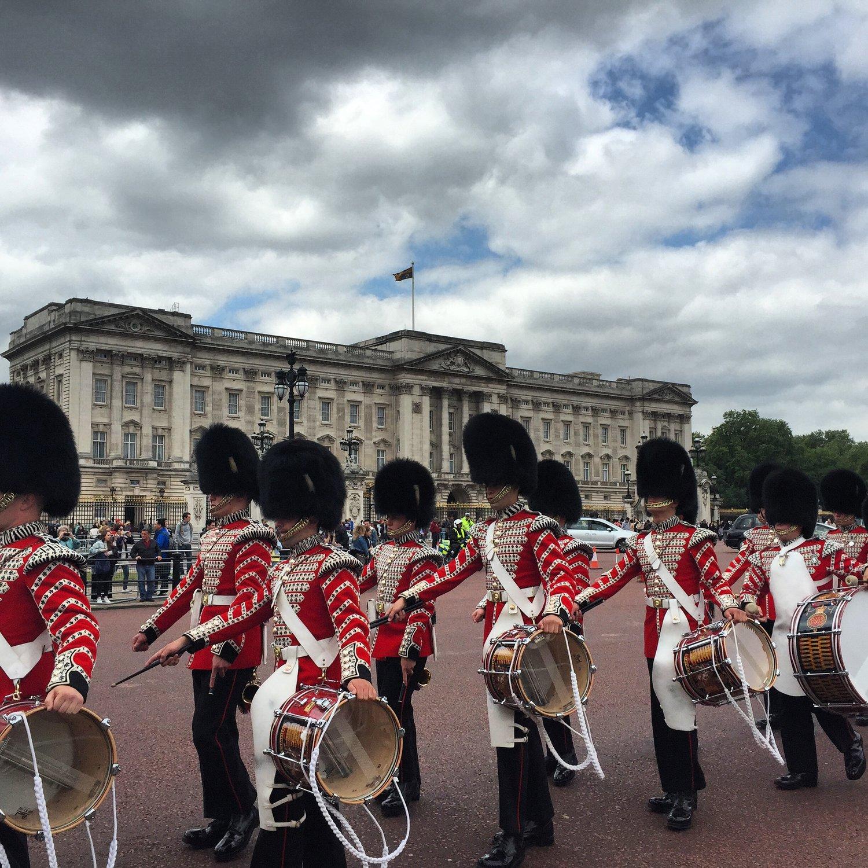 Buckingham Palace -Photo credit: Lucía Ortega