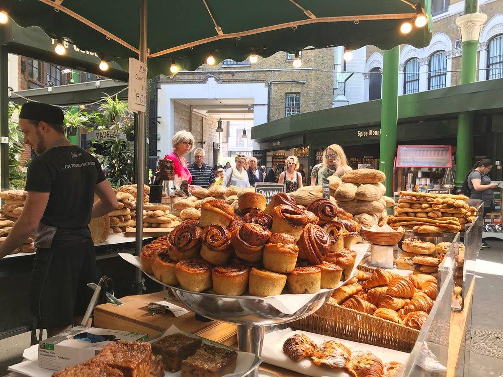Borough Market - Photo credit: Lucía Ortega