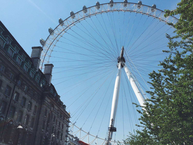 London Eye -Photo credit: Lucía Ortega